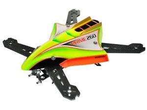 Microheli PRIME 260 FPV Racing Quadcopter Pro Kit