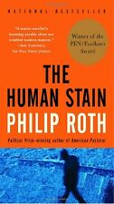 The Human Stain: American Trilogy (3) by Philip Roth
