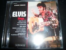 Elvis Presley Sings (Australia) CD – New