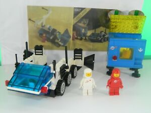Lego 6927 All Terrain Vehicle 100% Instructions Classic vintage bundle job lot