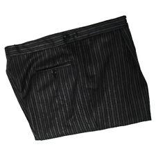 """100% Wool Morning Stripe Trousers Waist 34"""" Inside Leg 32"""""""