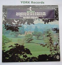 ECS 823 - MOZART - Symphonies No 33 & 39 KERTESZ Vienna Phil Orch - Ex LP Record
