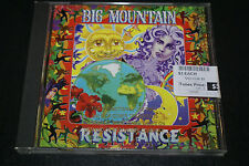 Resistance by Big Mountain (CD, Jan-1996, Giant (USA) RARE PROMO OUT OF PRINT
