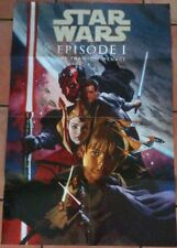 Star Wars: The Phantom Menace Double-Sided Oversized Poster - Folded - DHC