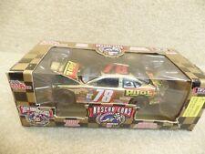 1998 Racing Champions 1:24 Gold Nascar Gary Bradberry Pilot Ford Taurus #78 Ho a