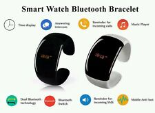 Bluetooth Smart Wrist Watch Phone Bracelet for iOS Android Samsung LG HTC
