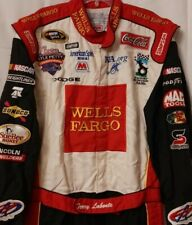 Terry Labonte WELLS FARGO NASCAR DRIVER SUIT FIRESUIT UNIFORM ORIGINAL WORN