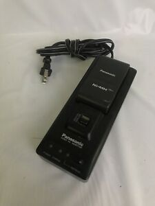 PV-A15B OEM Panasonic Video Camcorder AC Adapter and OEM Battery (tested)