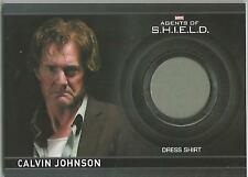 "Marvel Agents of Shield S2 - CC11 ""Calvin Johnson's Shirt"" Costume Card #199/425"