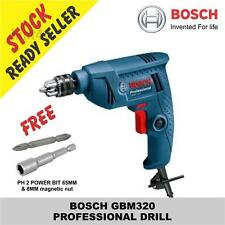 (OFFER) BOSCH GBM 320 PROFESSIONAL DRILL free bit & magnetic nut