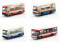 "Tomytec ""The Bus Collection"" No.21 (12 buses randomly packed) 1/150 N scale"