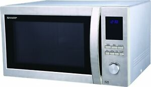 Sharp R982STM 42L 1000W Combination Stainless Steel Digital Microwave Oven