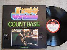 Count Basie – I Grandi Del Jazz Etichetta: Fabbri Editori – GdJ 01 - LP