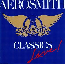 AEROSMITH : CLASSICS LIVE / CD (CBS 467297 2) - TOP-ZUSTAND