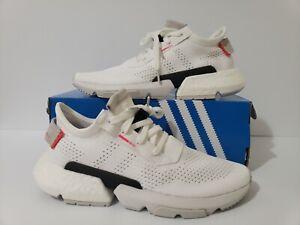 Adidas POD-S3.1 Cloud White Shock Black (DB3537) Men's Size 9.5