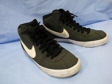 Nike Bruin Mid Retro Basketball Shoes Sneakers Trainers Dark Grey UK 9 EUR 44