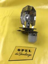 NEU UNIVERSAL Oldtimer Blaulicht Motor + Drehkopf 12 Volt Feuerwehr NOS