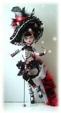 ooak Monster High Repaint Saloon girl by Dollocity