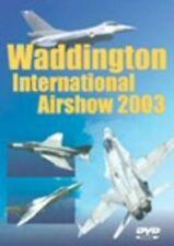 Waddington International Airshow: 2003 [DVD] - DVD  UNVG The Cheap Fast Free
