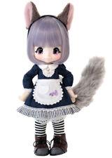 Azone Kikipop Okami-chan & Zukin-chan Ookami-chan Doll NEW AKP001-KOO From Japan