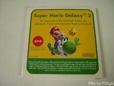 Nintendo Wii DVD Super Mario Galaxy 2 - Version PAL Multilingue NEUF