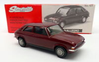 Somerville Models 1/43 Scale 101 - Austin Allegro - Burgundy