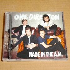 One Direction - Made In The A.M. USA CD MINT #AF04*