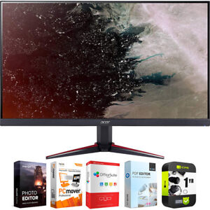 "Acer bmiix Nitro 21.5"" Full HD IPS Monitor with Freesync + Warranty Bundle"