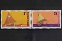 Marshall-Inseln, MiNr. 466 und 483, Schiffe, postfrisch / MNH - 632335