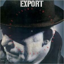 Export-Living in the Fear of the Private Eye CD