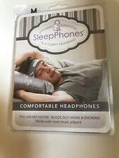 AcousticSheep SleepPhones Classic | Corded Headphones for Sleep, Travel, Etc New