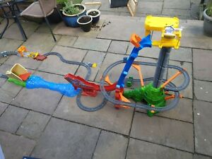 Thomas & Friends Trackmaster - Sky High Bridge Jump Set - Thomas the Tank Engine