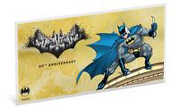 BATMAN's 80th Anniversary - 1g Gold Coin Note