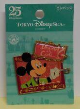 Disney Pin T D Sea-Disney à la Carte Mickey & Lumiere Pin