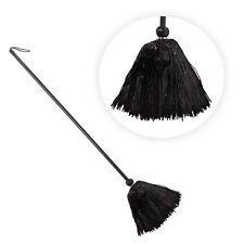 Amscan International Witch Tinsel Broom - Fancy Dress Girls Halloween