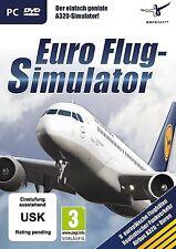 PC Computer Spiel ***** Euro Flug-Simulator **************************NEU*NEW*55