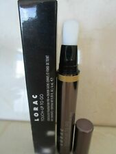 Lorac Touch-Up To Go Concealer/Foundation Pen Cf8 Medium Tan 0.20 Fl Oz Boxed