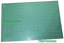 A1 Cutting Mat Non Slip Printed Grid Lines Knife Board Crafts Models