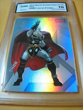 THOR 2012 MARVEL I AM AN AVENGER #IAM9 GRADED 10
