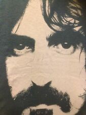 FRANK ZAPPA  APOSTROPHE IMPORT USA ALL OVER FRONT PRINT BLACK HAND  WASHABLE