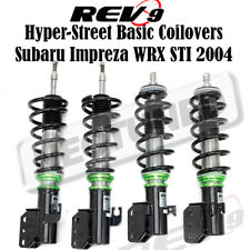 For Impreza WRX 2004 STI Rev9 Hyper-Street Basic Coilovers Suspension R9-HB-1055