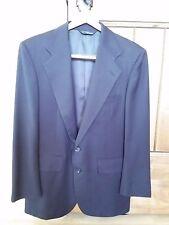 Men's Classic Navy Blue Blazer Polo by Ralph Lauren Size 36/37