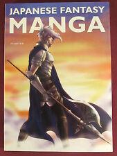 Japanese Fantasy Manga Role Play Source Character World PBK 1st Edition
