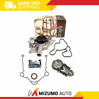 Timing Chain Kit Water Pump Cover Gasket Fit 05-08 Chrysler Dodge Jeep 5.7L HEMI