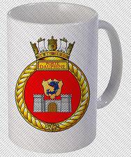 HMCS PORTE DAUPHINE ROYAL CANADIAN NAVY COFFEE MUG