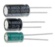 10x Condensatore Elettrolitico 1000uF 25V 85° 10 pezzi