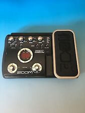 Used ZOOM Multi-effector for guitar Audio interface G2.1u EMS F/S from JAPAN