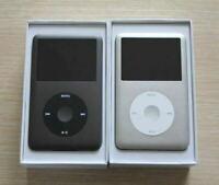 New Apple iPod Classic 7th Gen Black/silver/gold/red (80gb/120gb/160gb/256gb)