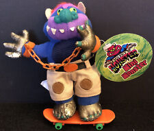 My Pet Monster Mini Monster Plush With Tag 2001 RARE