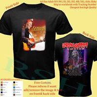 GORDON LIGHTFOOT TOUR Shirt size Adult S-5XL Kids Babies Infants